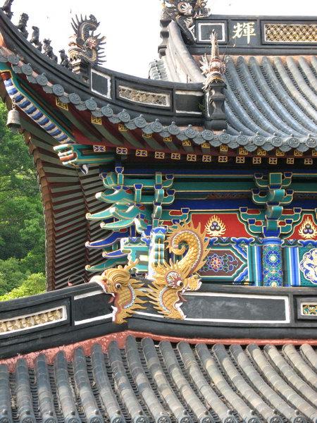 Традиционный китайский сад